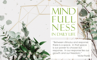 5 ways to Integrate Mindfulness into your Daily Routine