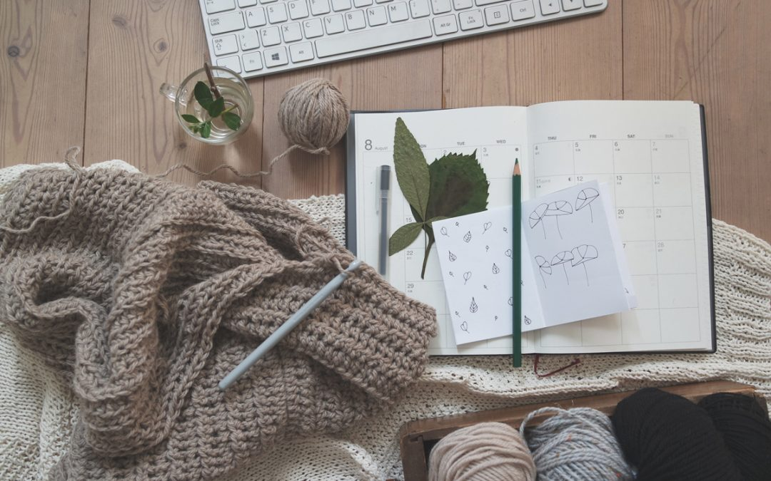Gentle & Creative Self-Care Rituals to Fill Those Cold February Evenings